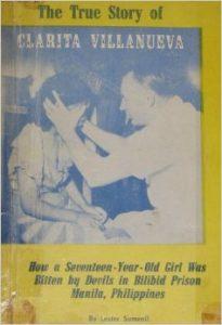 "Libro ""La verdadera historia de Clarita Villanueva"""