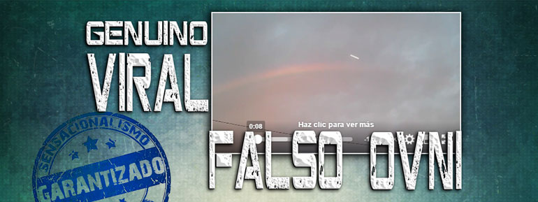 Genuino Viral – Falso Ovni