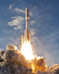 Lanzamiento del Atlas V MUOS