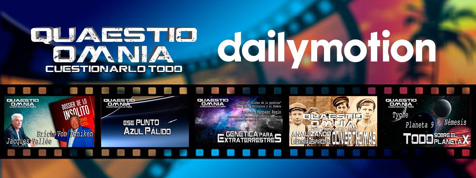 Quaestio Omnia en Dailymotion