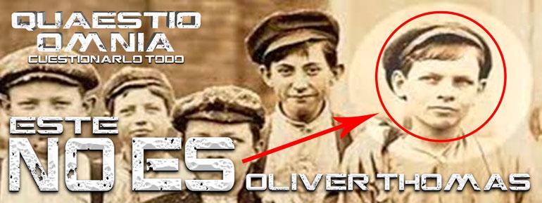 Este No Es Oliver Thomas